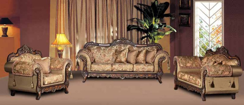 Мягкую мебель классика