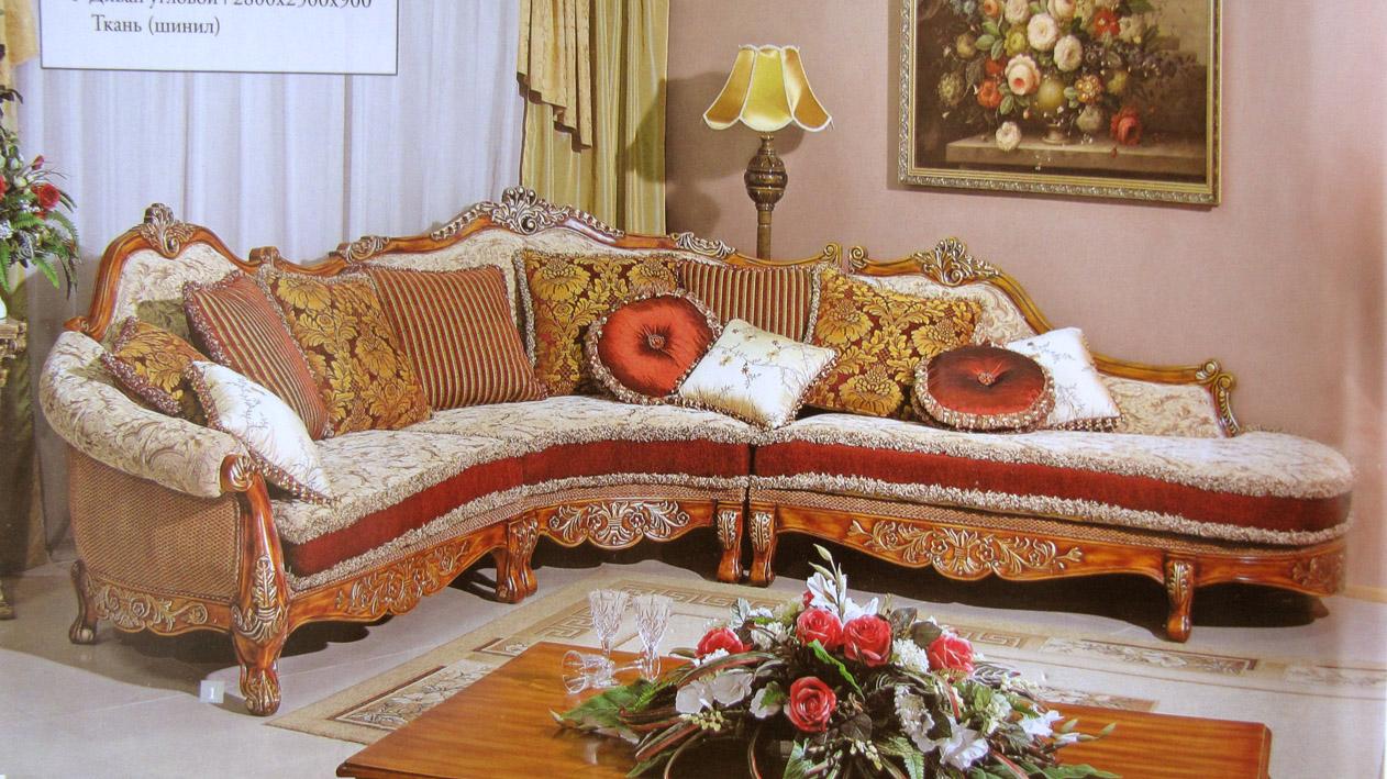 Китайская мягкая мебель