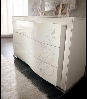 Спальни Италии модерн Prestige C20. фото мебели для спален. Недорогая цена.