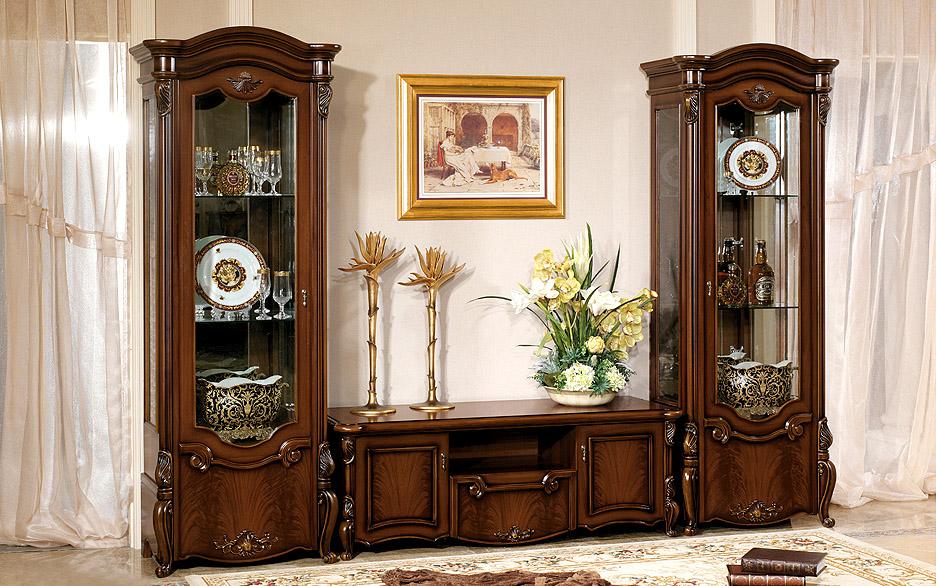 мебель классика гостиная фото