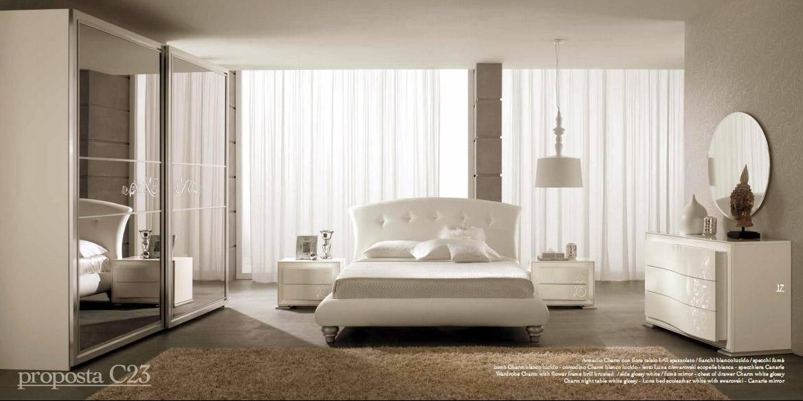 спальни Prestige C23 италии арт деко цены на мебель для спален фото