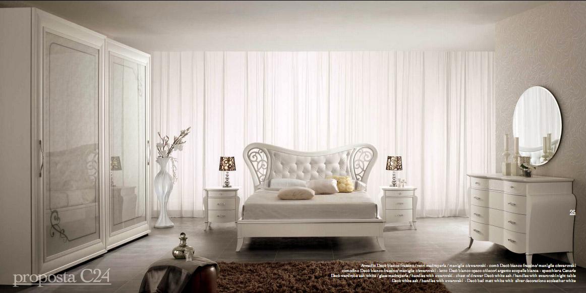 спальни Prestige C24 италии арт деко итальянская спальня купить