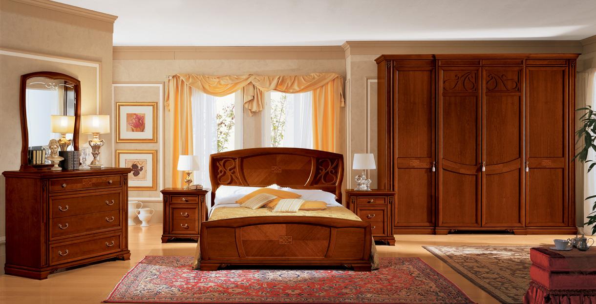 спальни Tosca италии классика в наличии итальянская мебель со склада