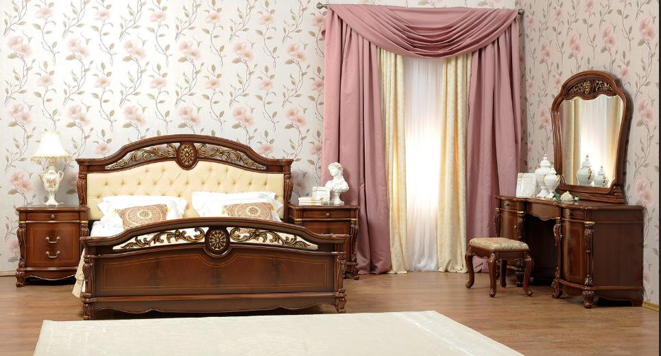 спальня афина орех китай классика в наличии купить китайские