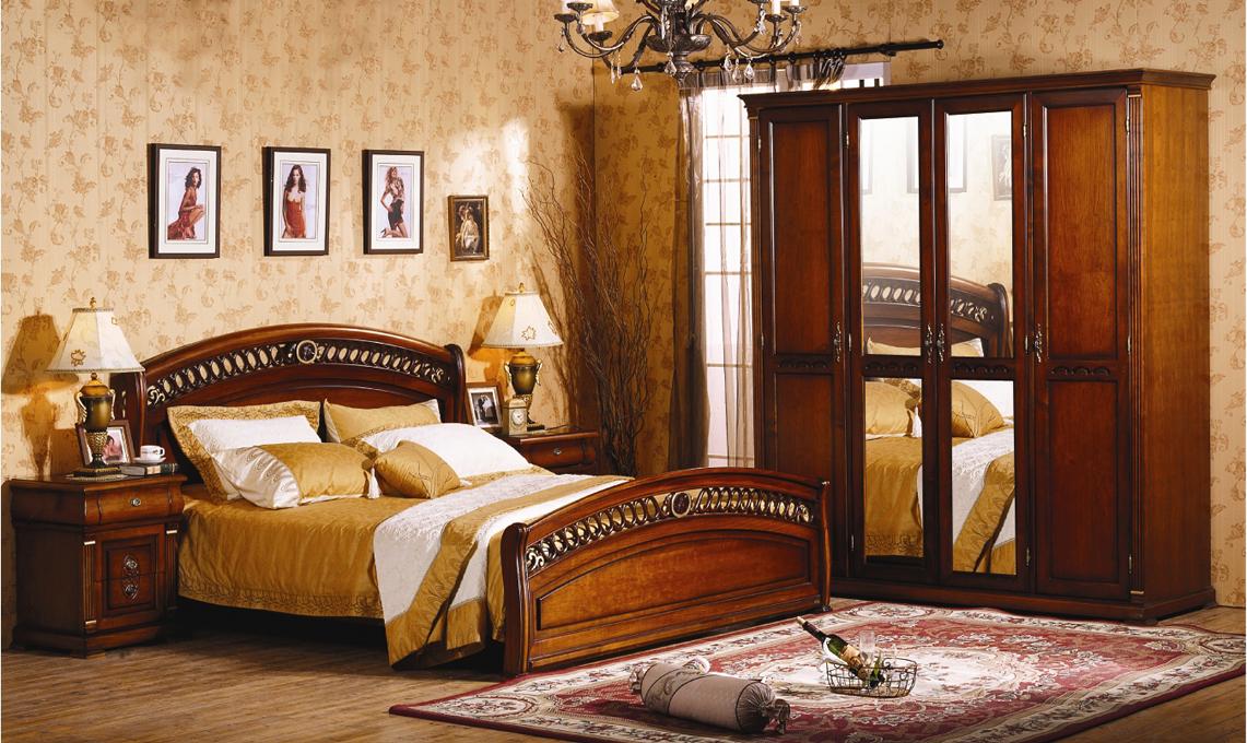 спальня вивальди китай классика китайская классическая мебель для